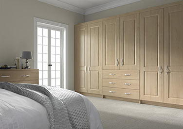Ticehurst Odessa Oak Bedroom Doors