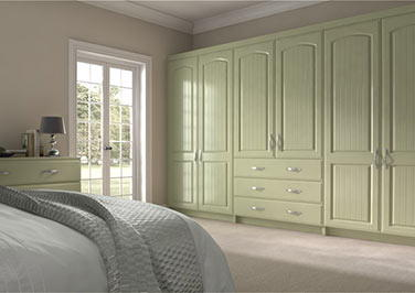 Wadhurst Olive Bedroom Doors