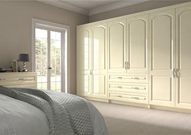 Westfield Legno Ivory Bedroom Doors