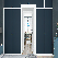 Lewes TrueMatt Marine Blue Bedroom Doors