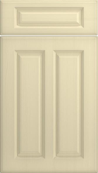 Amberley Cream Ash Kitchen Doors