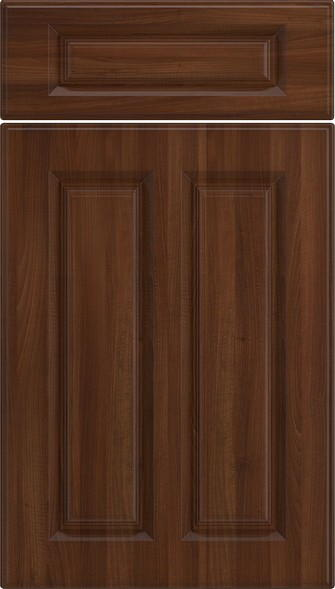 Amberley Dark Walnut Kitchen Doors