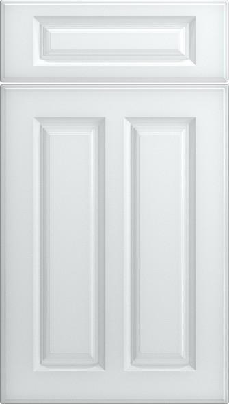 Amberley Legno White Kitchen Doors