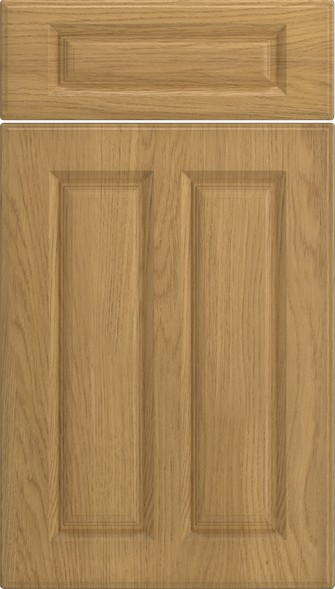 Amberley Lissa Oak Kitchen Doors
