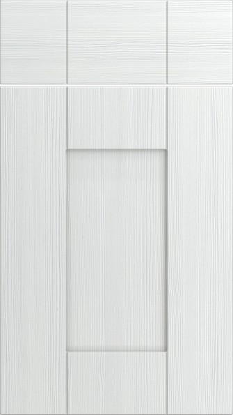 Arlington Avola White Kitchen Doors