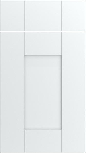 Arlington Legno White Kitchen Doors