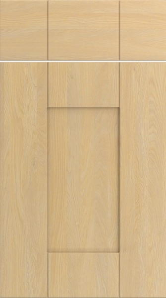 Arlington Montana Oak Kitchen Doors
