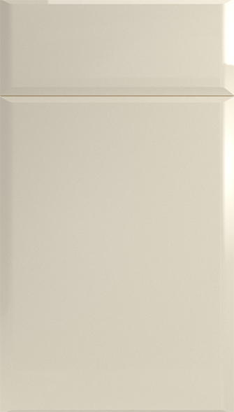 Brighton High Gloss Ivory Kitchen Doors