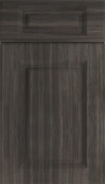 Buxted Avola Grey Kitchen Doors