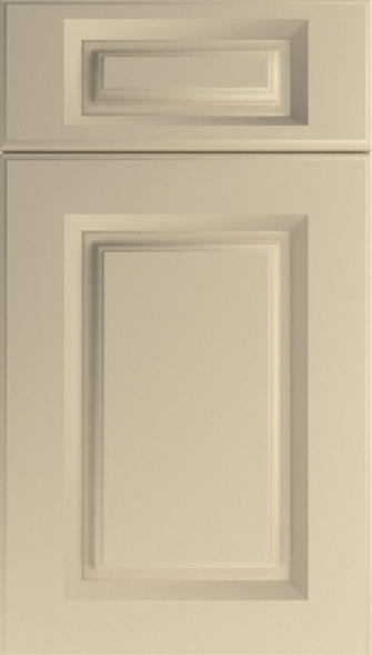 Buxted Cream Kitchen Doors