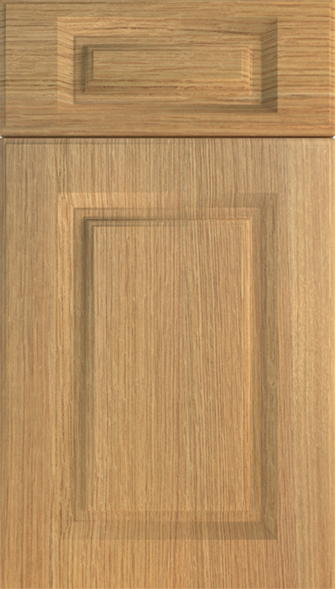 Buxted Lissa Oak Kitchen Doors