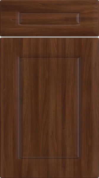 Chichester Dark Walnut Kitchen Doors