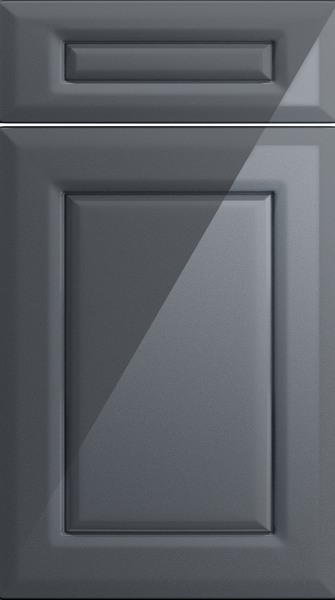 Chichester High Gloss Anthracite Kitchen Doors