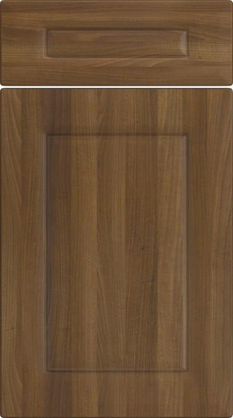 Chichester Medium Walnut Kitchen Doors