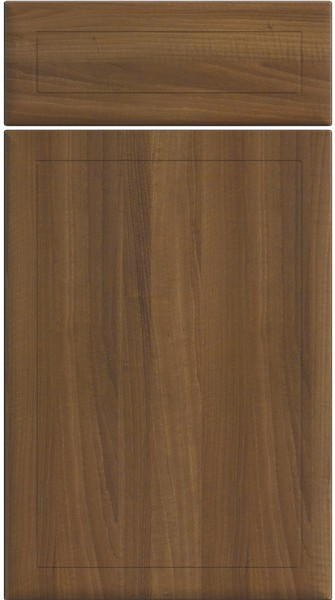 Durrington Medium Walnut Kitchen Doors