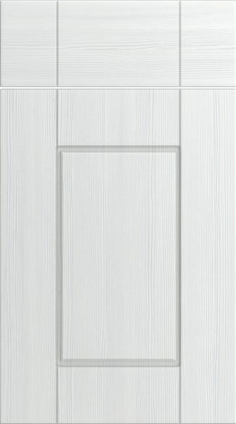 Fairlight Avola White Kitchen Doors