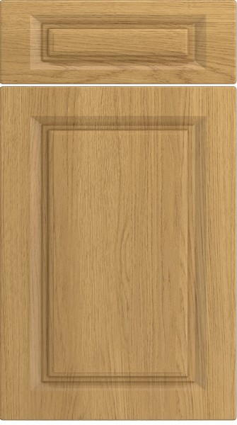 Fontwell Lissa Oak Kitchen Doors