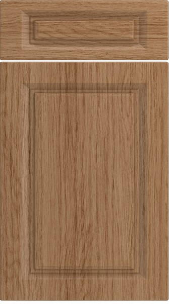 Fontwell Pippy Oak Kitchen Doors
