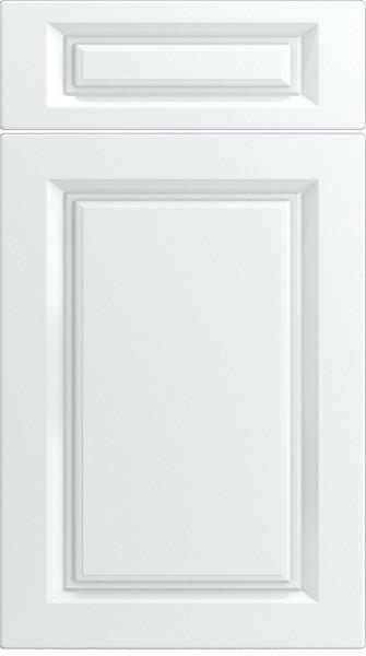 Fontwell Silk White Kitchen Doors