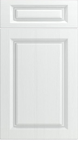 Fontwell Super White Ash Kitchen Doors