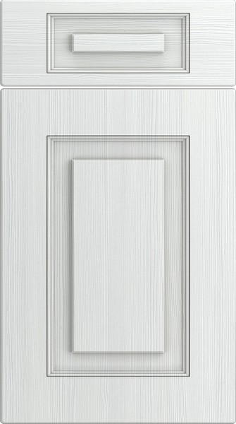 Goodwood Avola White Kitchen Doors