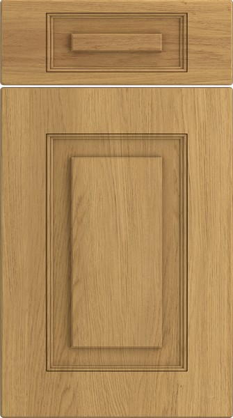 ... Goodwood Lissa Oak Kitchen Doors ... & Goodwood Lissa Oak Kitchen Doors | Made to Measure from £4.16