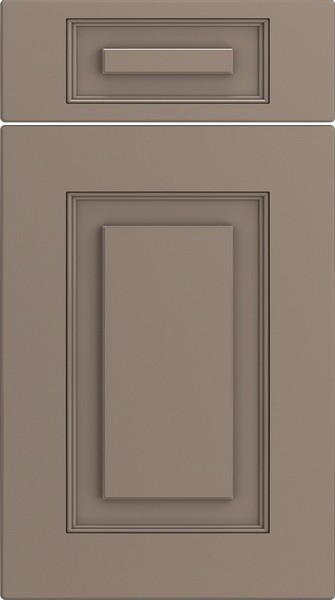 Goodwood Stone Grey Kitchen Doors