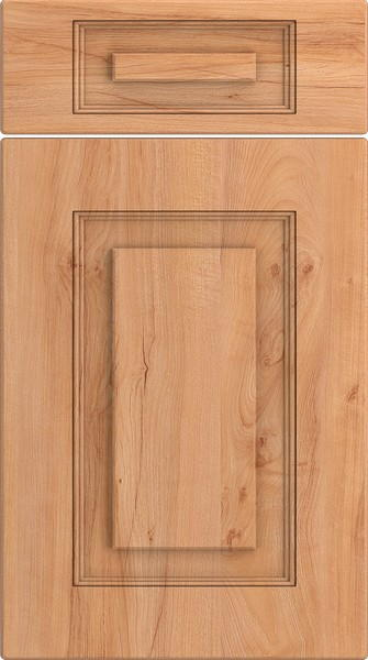 Goodwood Tiepolo Light Walnut Kitchen Doors