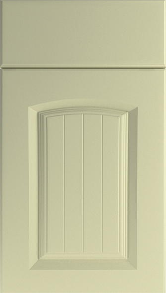 Hartfield Vanilla Kitchen Doors