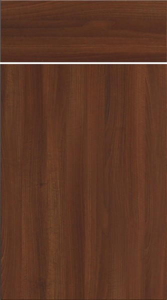 Lewes Dark Walnut Kitchen Doors