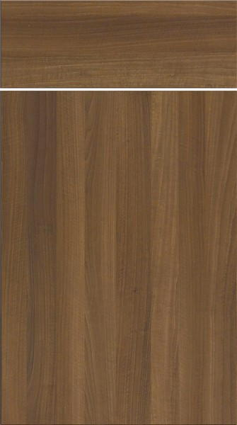 Lewes Medium Walnut Kitchen Doors
