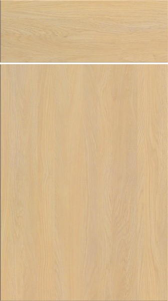 Lewes Montana Oak Kitchen Doors