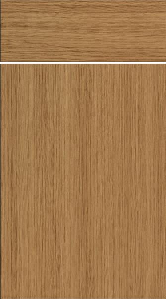 Lewes Pippy Oak Kitchen Doors