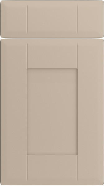 Mayfield Matt Cashmere Kitchen Doors