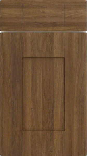 Mayfield Medium Walnut Kitchen Doors