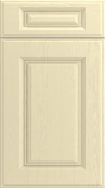 Midhurst Cream Ash Kitchen Doors