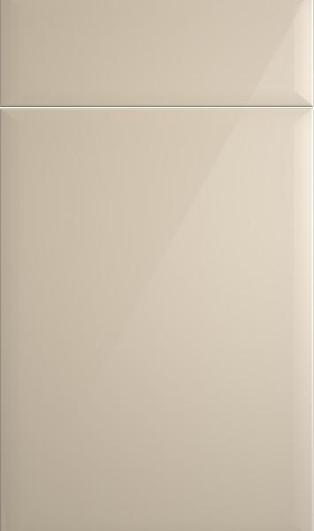 Newick High Gloss Cappuccino Kitchen Doors