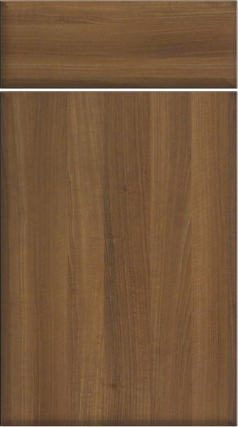 Newick Medium Walnut Kitchen Doors