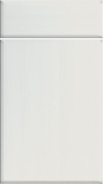Newick Super White Ash Kitchen Doors