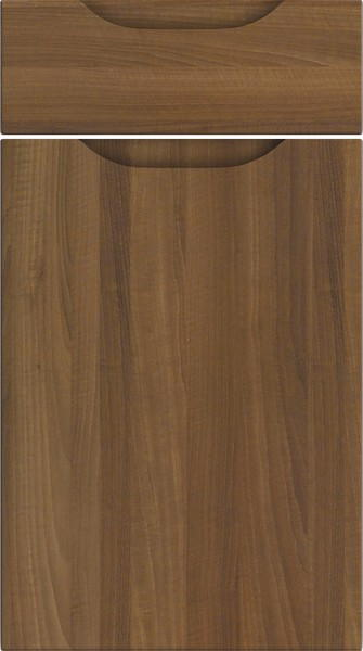 Petworth Medium Walnut Kitchen Doors