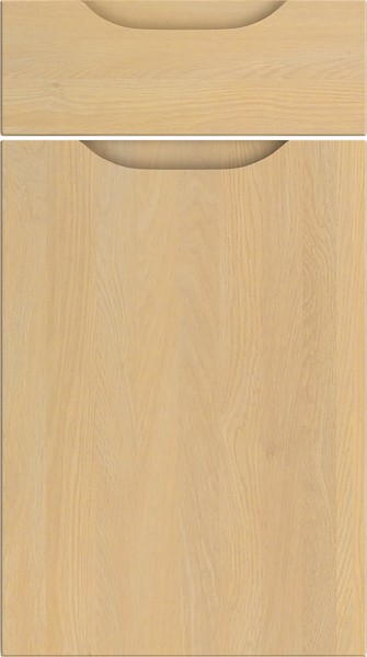 Petworth Montana Oak Kitchen Doors