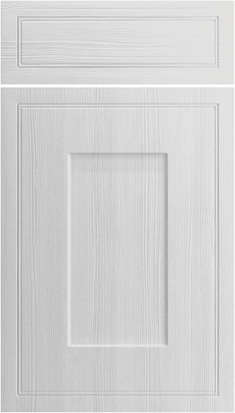 Singleton Avola White Kitchen Doors