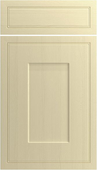 Singleton Cream Ash Kitchen Doors
