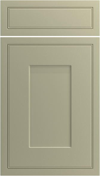 Singleton Olive Kitchen Doors