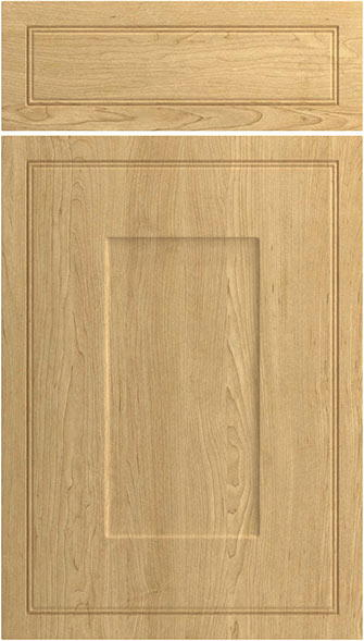 Singleton Ontario Maple Kitchen Doors