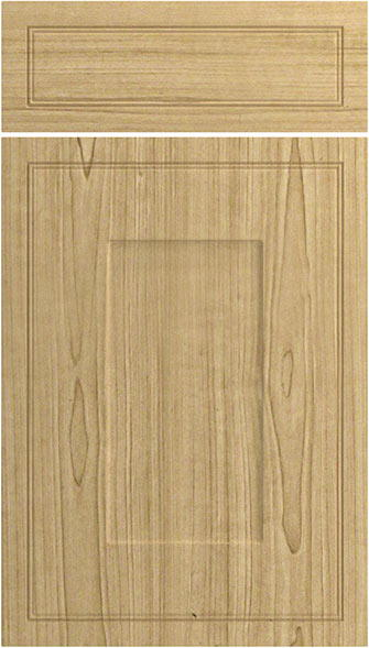 Singleton Swiss Pear Kitchen Doors