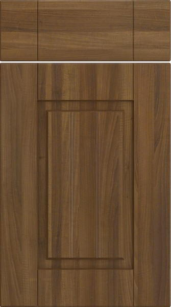 Storrington Medium Walnut Kitchen Doors