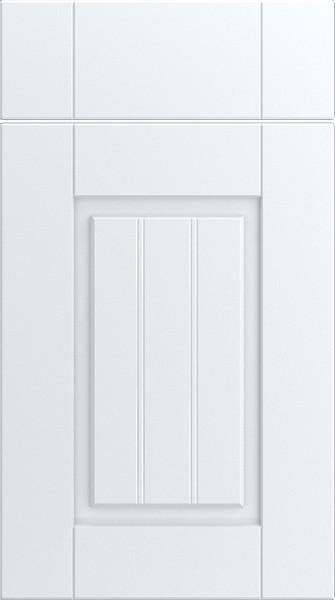 Storrington Silk White Kitchen Doors