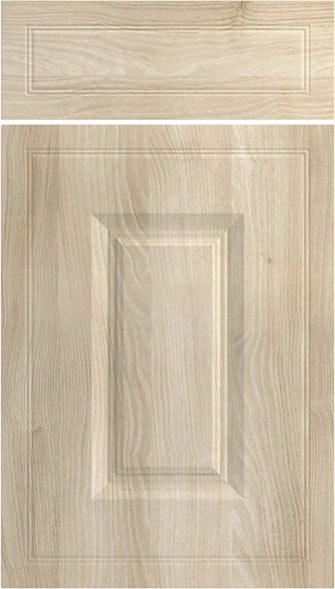 Ticehurst Acacia Kitchen Doors