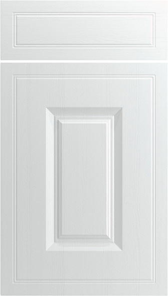 Ticehurst Super White Ash Kitchen Doors